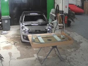 assurance franchise auto carrosserie